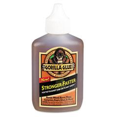 Original Multi-Purpose Waterproof Glue, 2 oz Bottle, Light Brown