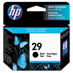 HP 29, (51629A) Black Original Ink Cartridge