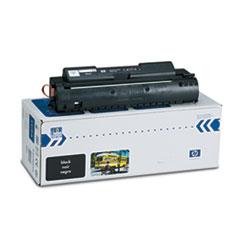 Black HP Color LaserJet Toner Cartridges