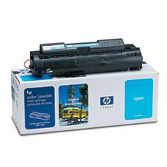 Cyan HP LaserJet Toner Cartridges