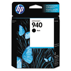 HP 940, (C4902AN) Black Original Ink Cartridge