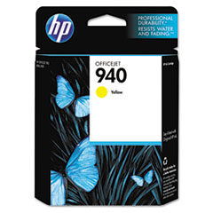 HP 940, (C4905AN) Yellow Original Ink Cartridge