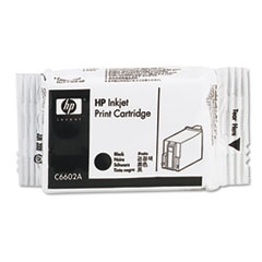 C6602A Ink Cartridge, Black