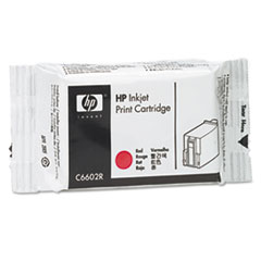 C6602R Ink Cartridge, Red