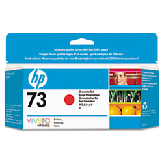 HP 73, (CD951A) Chromatic Red Original Ink Cartridge