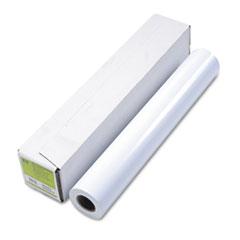 "Designjet Inkjet Large Format Paper, 24"" x 100 ft, White"