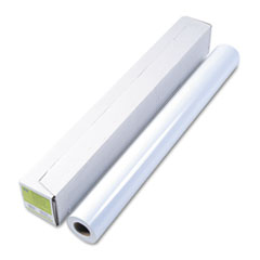 "Designjet Inkjet Large Format Paper, 36"" x 100 ft, White"