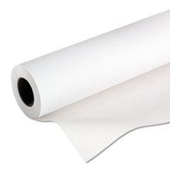 """Professional Matte Canvas Paper Roll, 42"""" x 50 ft, White"""
