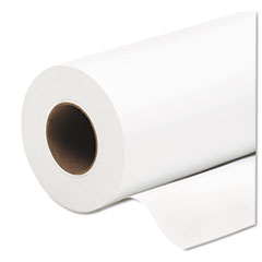 """Everyday Pigment Ink Photo Paper Roll, Satin, 36"""" x 100 ft, Roll"""