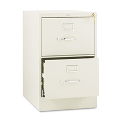 HON 510 Series Two-Drawer, Full-Suspension File, Legal, 29h x25d, Putty at Sears.com