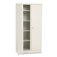 COU ** Easy-to-Assemble Storage Cabinet, 36w x 18d x 72h, Putty at Sears.com