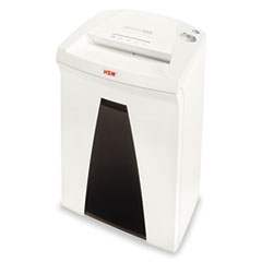 SECURIO B24S Medium-Duty Strip-Cut Shredder, 24 Sheet Capacity HSM1780