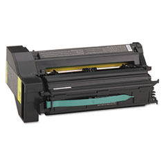 39V0938 Toner, 10000 Page-Yield, Yellow