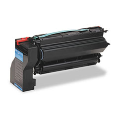 39V1920 High-Yield Toner, 10000 Page-Yield, Cyan