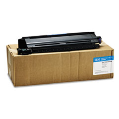 53P9393 High-Yield Toner, 14000 Page-Yield, Cyan