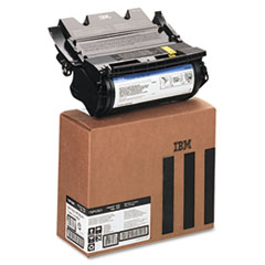 75P4301 High-Yield Toner, 5000 Page-Yield, Black