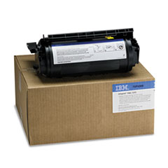 75P4305 Extra High-Yield Toner, 32000 Page-Yield, Black