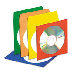 Innovera CD/DVD Sleeves