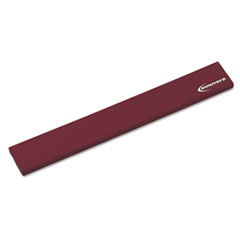 Natural Rubber Keyboard Wrist Rest, Burgundy