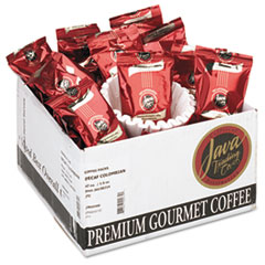 COFFEE PORTION PACKS, 1-1/2 OZ PACKS, COLOMBIAN DECAF