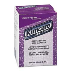 SCOTT Gentle Lotion Skin Cleanser, Floral, 800mL Bag In Box, 12/Carton