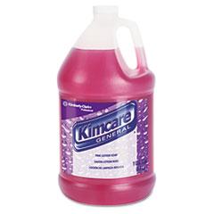 SCOTT Pink Lotion Skin Cleanser, Peach, 1gal Bottle, 4/Carton