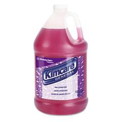 SCOTT Pink Lotion Skin Cleanser, Peach, 1gal Bottle