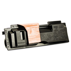 TK122 Toner, 7200 Page-Yield, Black