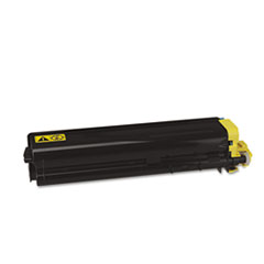 TK512Y Toner, 8000 Page-Yield, Yellow