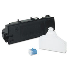 TK57 Toner, 15000 Page-Yield, Black