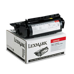 12A5745 High-Yield Toner, 25000 Page-Yield, Black
