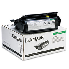 12A6865 High-Yield Toner, 30000 Page-Yield, Black