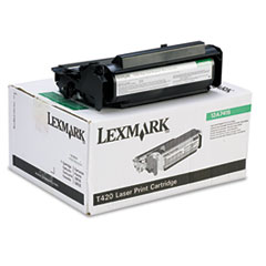 12A7415 High-Yield Toner, 10000 Page-Yield, Black