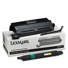 12N0771 Toner, 14000 Page-Yield, Black