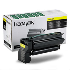 15G042Y High-Yield Toner, 15000 Page-Yield, Yellow