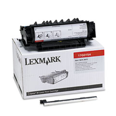 17G0154 High-Yield Toner, 15000 Page-Yield, Black