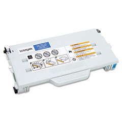 20K1441 High-Yield Toner, 6600 Page-Yield, Cyan
