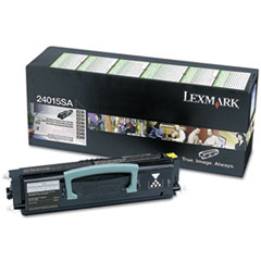 24015SA Toner, 2500 Page-Yield, Black
