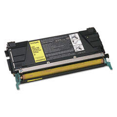 C5240YH High-Yield Toner, 5000 Page-Yield, Yellow