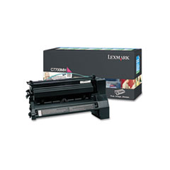 C7700MH High-Yield Toner, 10000 Page-Yield, Magenta