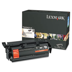 Lexmark T650H21A Toner Cartridge