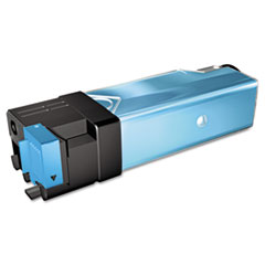 40090 Remanufactured 330-1437 (FM065) High-Yield Toner, Cyan - Compatible