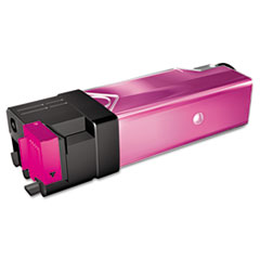 40091 Remanufactured 330-1433 (FM067) High-Yield Toner, Magenta - Compatible