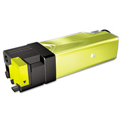 40092 Remanufactured 330-1438 (FM066) High-Yield Toner, Yellow - Compatible