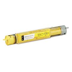 MS636YHC Remanufactured 106R01220 High-Yield Toner, Yellow