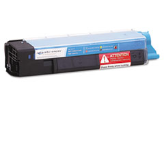 Okidata C5500n, C5800Ldn Cyan Toner Cartridge (43324403) - High Capacity