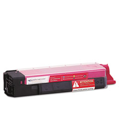 Okidata C5500n, C5800Ldn Magenta Toner Cartridge (43324402) - High Capacity