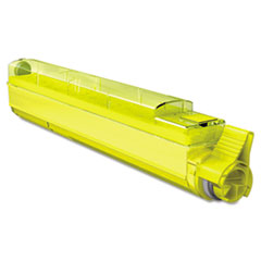 MSOK96YHCNA Remanufactured 42918901 (Type C7) High-Yield Toner, Yellow