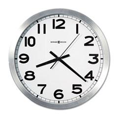 "Round Wall Clock, 15-3/4"" MIL625450"