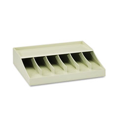 Bill Strap Rack, 6 Pockets, 10-5/8